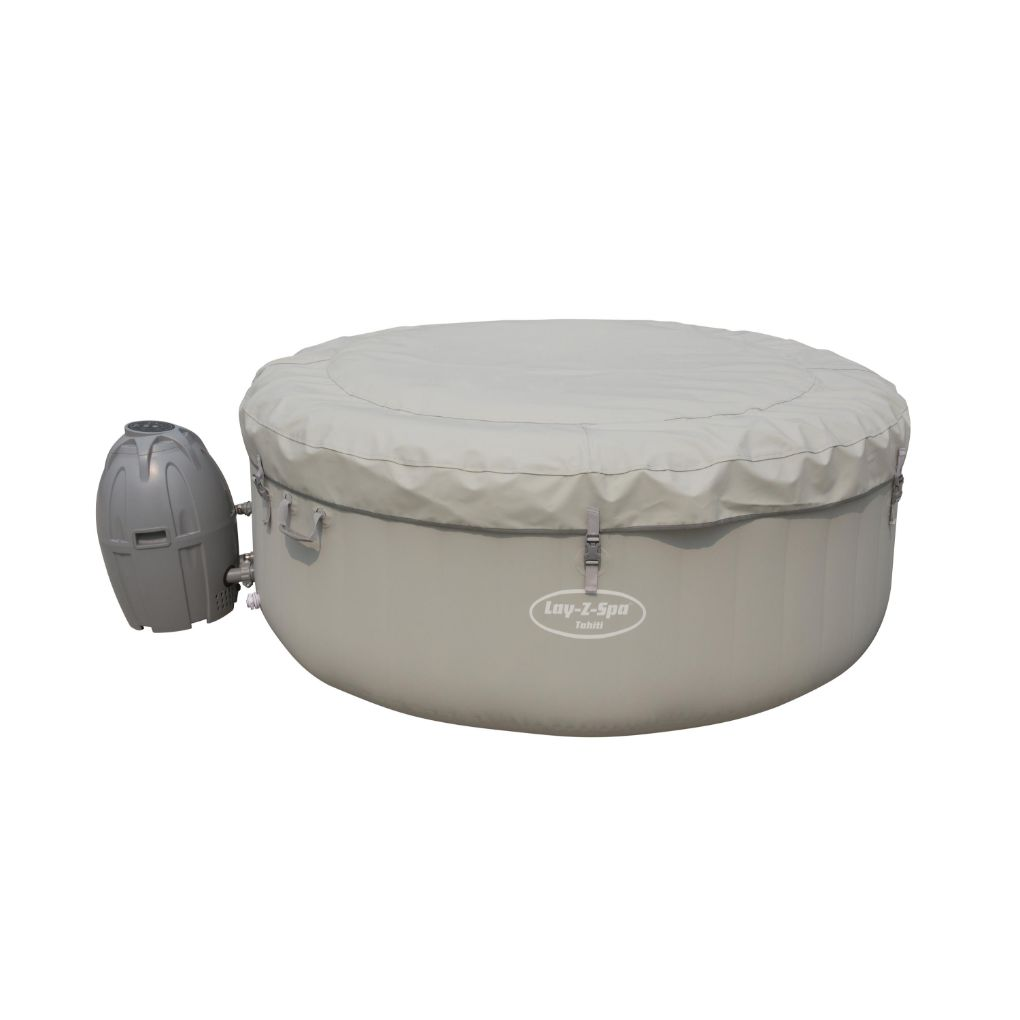 Jacuzzi Inflable Chile.Spa Inflable Tahiti Airjet Lay Z Bestway 2 4 Personas